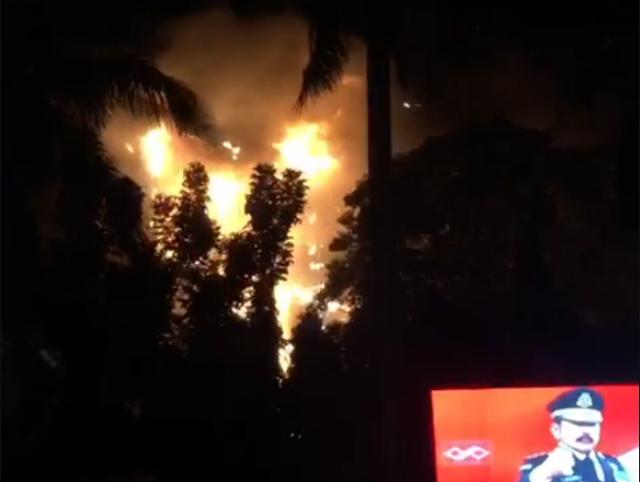 Kebakaran Gedung Kejaksaan Agung (KEJAGUNG)