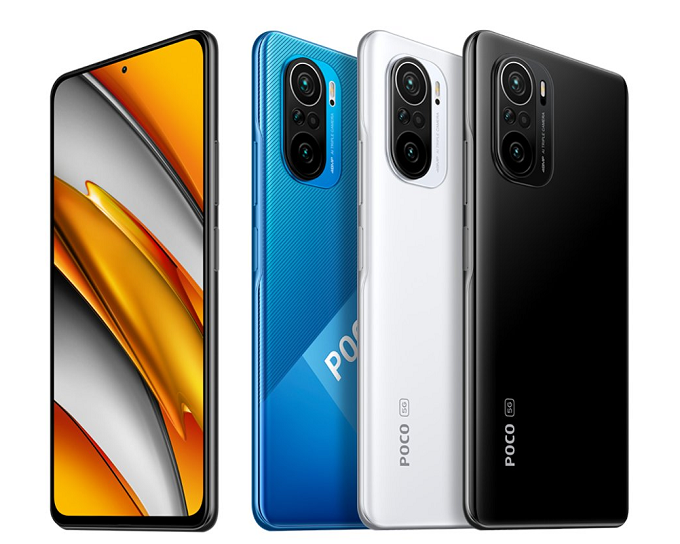 Xiaomi Poco F3 và Poco X3 Pro