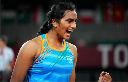 Olympics : सिंधु ने टोक्यो ओलंपिक में रचा इतिहास