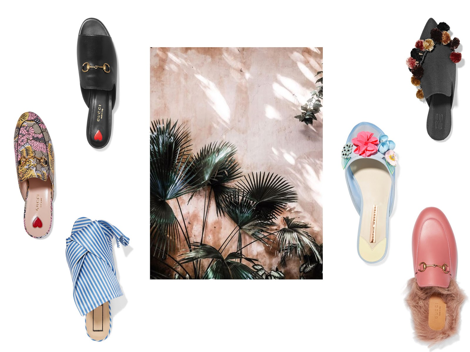 It is not just your upper body that strips as the weather heats up || The Slipper Edit