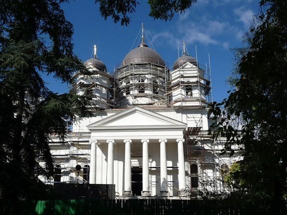 симферополь собор Александра Невского