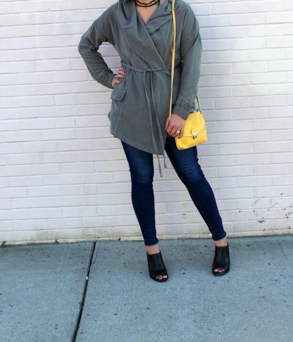 bohoblu, utility jacket, how to style a choker, fall fashion