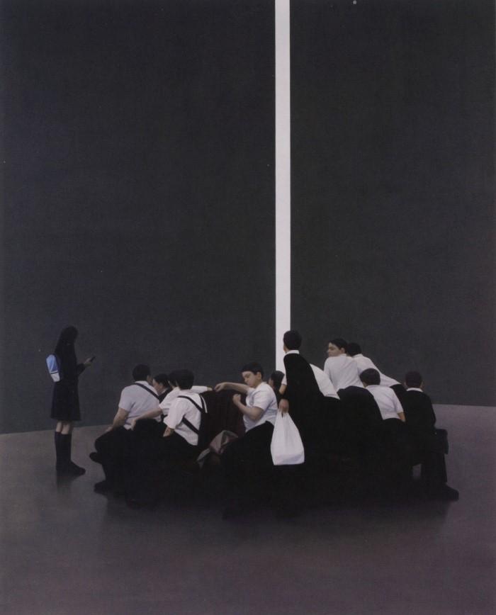 Мрачность и пустота. Tim Eitel