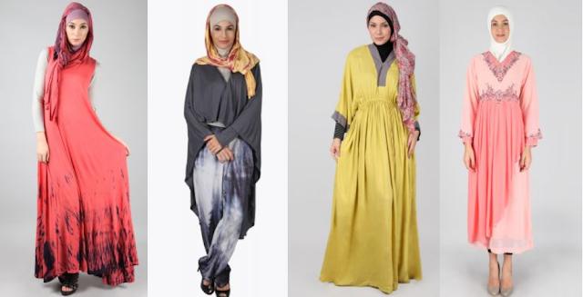 Model Baju Muslim Wanita Untuk Pesta Terbaru