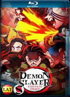 Demon Slayer: Mugen Train La Película (2020) REMUX 1080P LATINO/JAPONES/INGLES