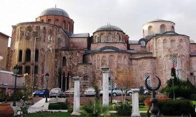 chora-kilisesi-kariye-camii-muzesi-nerede