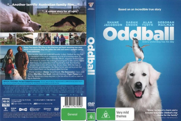 Download Oddball e os Pinguins BDRip Dual Áudio