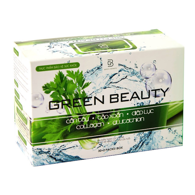 bot can tay green beauty