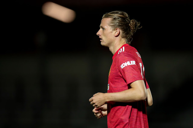 'I'll be sad to leave'... U23s talent confirms he is departing Manchester United