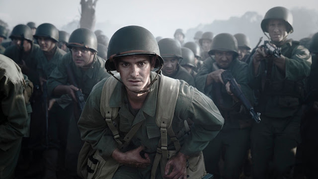 Hacksaw Ridge - Andrew Garfield