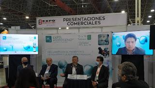 Anuncian evento H2 Expo Hidrógeno