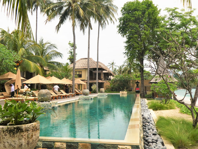 lyxigt boende på Lombok