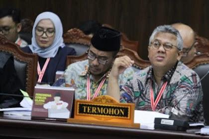 KPU Sebut Gugatan Tim Prabowo Ilegal, Kenapa Ya?