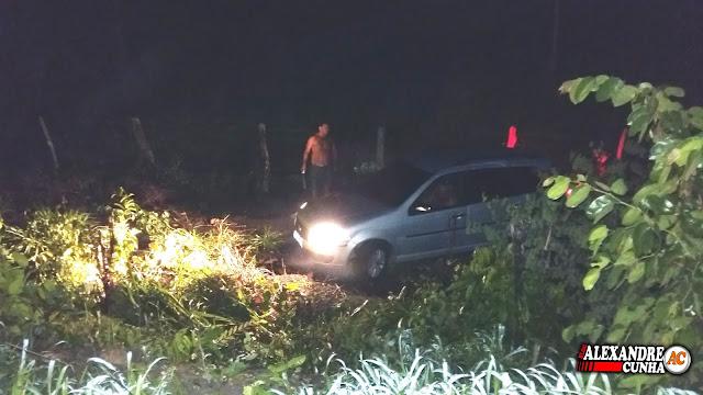 SUSTO! Policial Militar e fechado por carreta na MA 230, entre Chapadinha e Anapurus