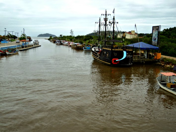 Barra do Rio Piçarras, Balneário Piçarras