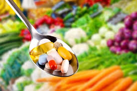 Neutraceuticals as an alternative of pharmaceuticals