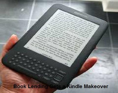 Book Lending Gets a Kindle Makeover