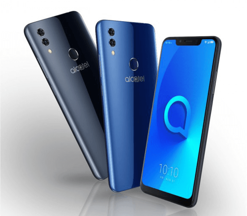 Alcatel 5V with 6.2-inch screen, Helio P22, and dual cam goes offical