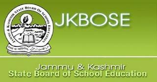 JKBOSE: Result of Higher Secondary Part Two, Annual 2020 (Regular) - Jammu (W/Z)