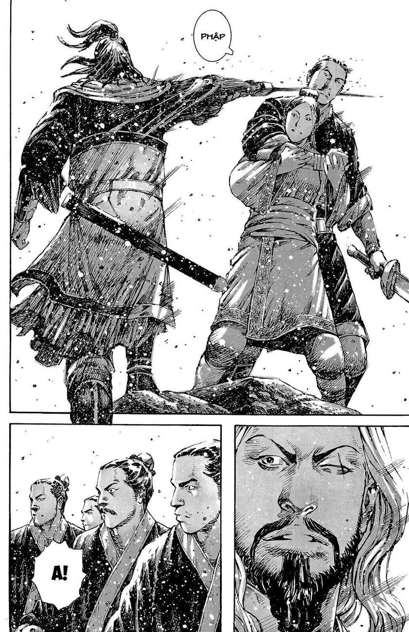 Hỏa phụng liêu nguyên Chương 386: Hoàng kim chi lộ [Remake] trang 22
