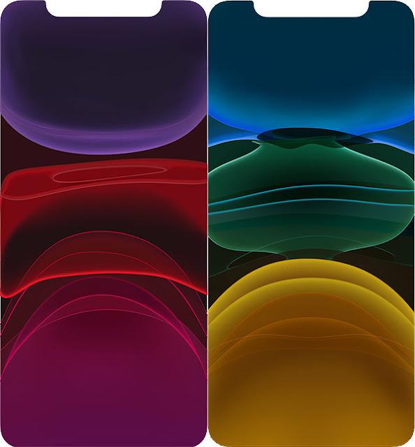 خلفيات ايفون 11 برو ماكس