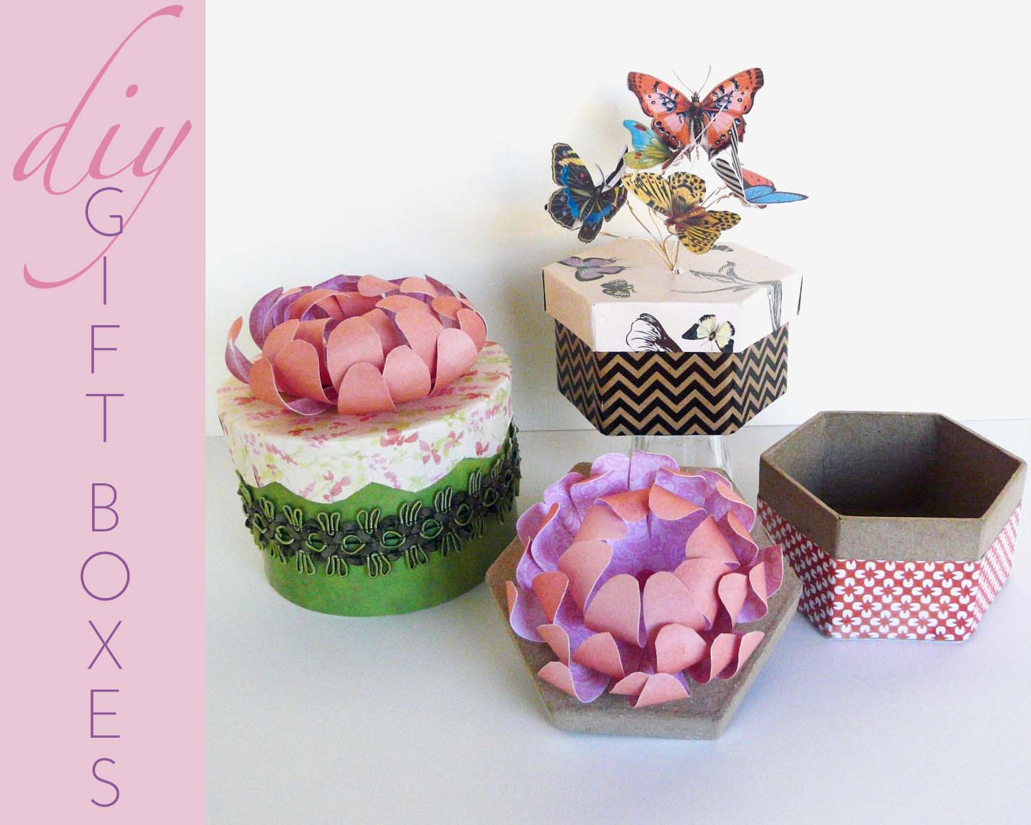 Make Mother S Day Gift Boxes