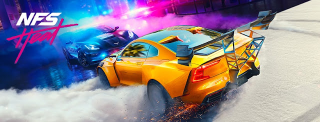 @NeedforSpeed Heat Arrives on 08Nov19 Burning All Limits #NFSheat #NeedforSpeedHeat