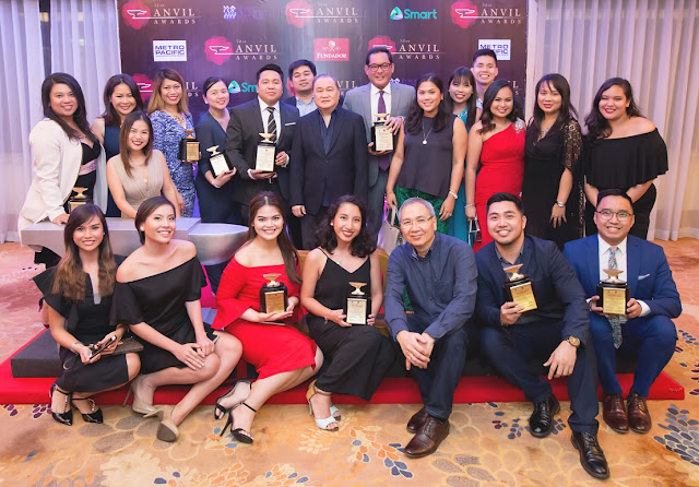 PLDT bags 18 Anvil awards