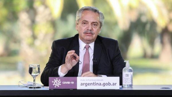 Fernández: Argentina está en el peor momento de la pandemia