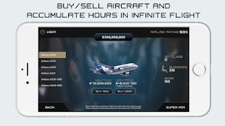 Game Simulator Pesawat Terbang Infinite Passengers v4.2.0 MOD APK Gratis Download