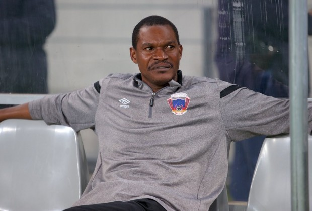 Chippa United coach Norman Mapeza
