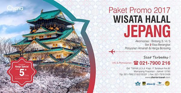 Paket Tour Jepang Wisata Halal Muslim Friendly