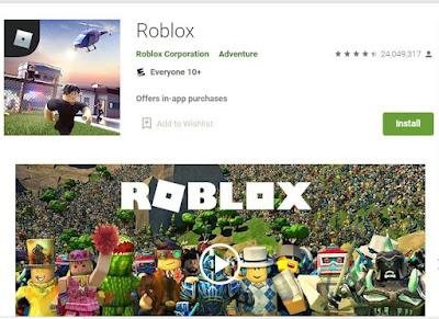 Tutorial Cara Main Squid Game di Roblox dan Link Download APK HP Android IPhone Viral di TikTok