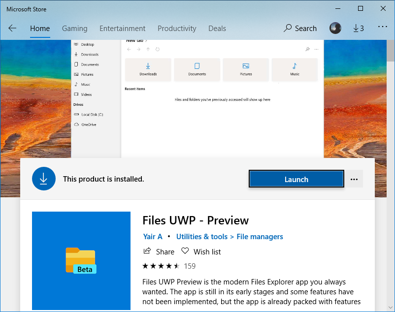 Pengganti File Explorer Versi Modern Di Windows 10
