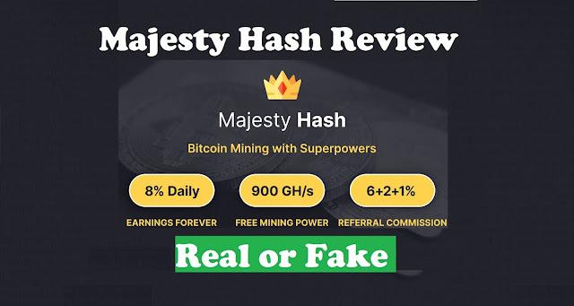Majestyhash review 2021