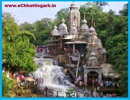 Jatmai Ghatarani Waterfalls - Best Picnic Spot near Raipur updates by www.EChhattisgarh.in