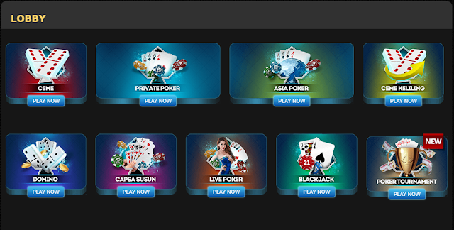 permainan dewa poker