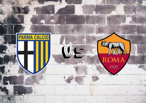 Parma vs Roma  Resumen y Partido Completo