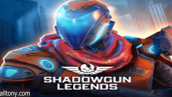 تحميل لعبة أساطير شادو غان Shadowgun Legends للأيفون والأندرويد