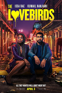 The Lovebirds 2020 English 720p WEBRip