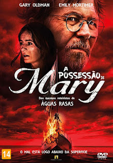 A Possessão de Mary - BDRip Dual Áudio