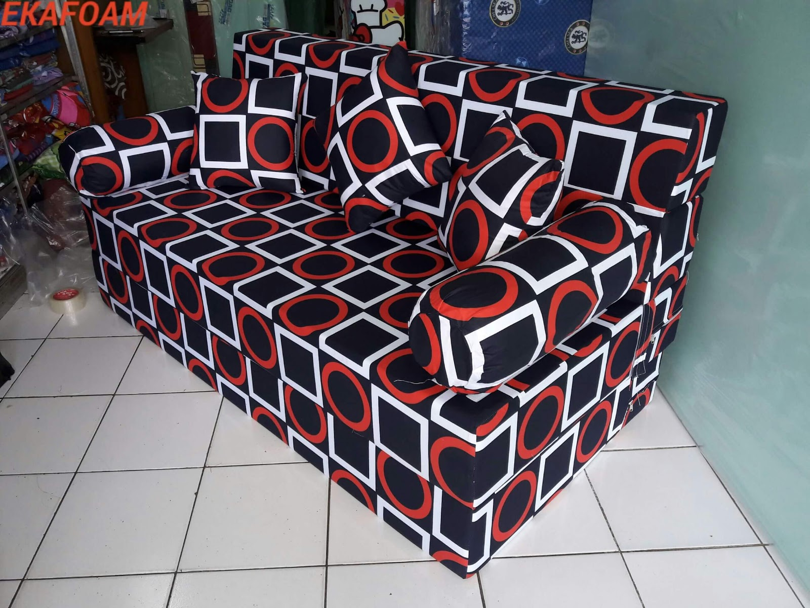 Sofa Bed Inoac Harga 2017 Luxury Beds Melbourne Full Motif Agen Resmi Kasur Busa