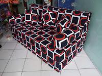 sofa bed inoac 2016 motif gerai gory