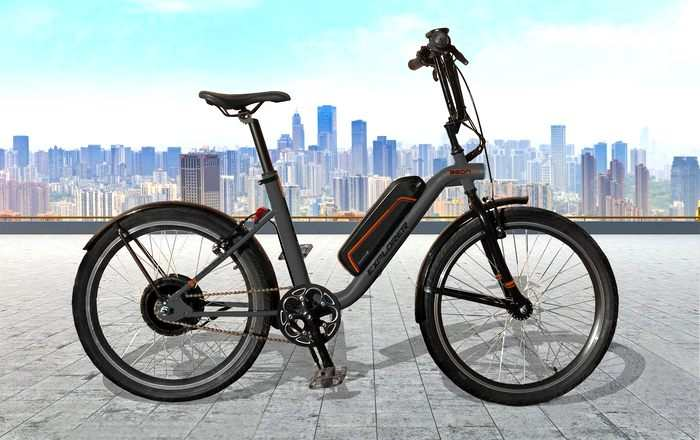 Bicicleta eléctrica Beon E2, desde Córdoba, Argentina.