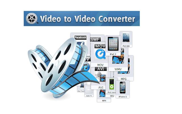 تحميل برنامج Video To Video Converter لتحويل صيغ الفيديو