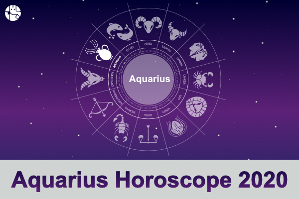 2020 Aquarius Horoscope Overview by decans: