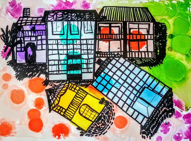 Quarantined (stay at home) art: by Miabo Enyadike