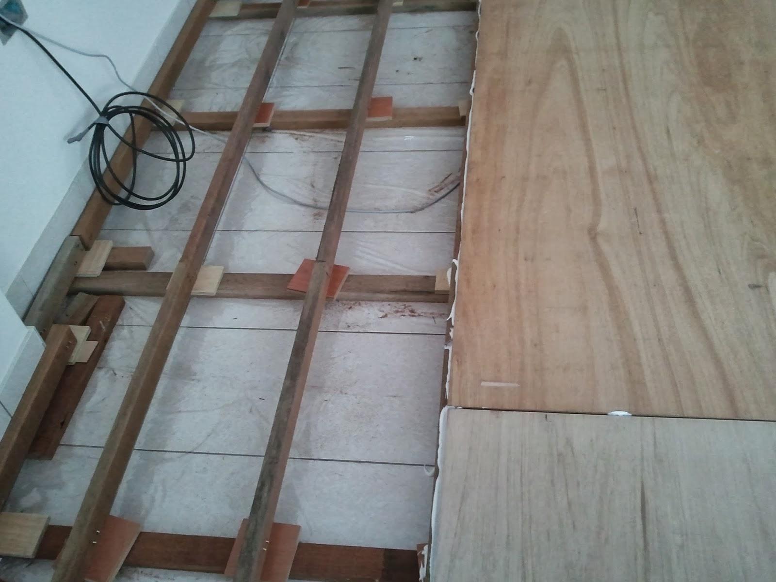 瑪䔲地板工程有限公司: 原宿系列 紫檀木-自然之顏 施工案例
