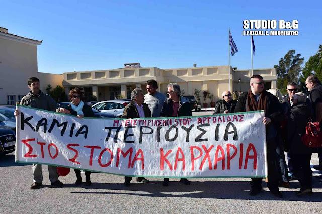 Αγωνιστική Συνεργασία Πελοποννήσου: Αλληλεγγύη στα μέλη μας που διώκονται για την υπεράσπιση της λαϊκής κατοικίας