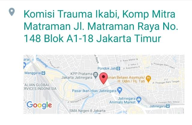 Info Pendaftaran Pelatihan ATLS Jakarta  Tahun 2021 (Pendaftar Baru & Refresher)